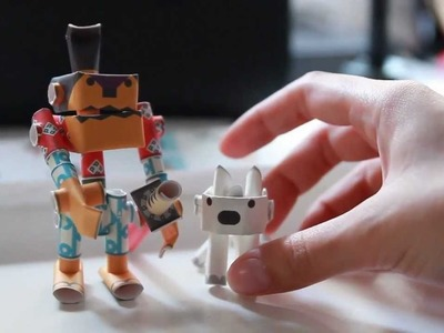 Piperoid Paper Pipe Robots - Cherry Bomb Review !!