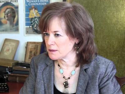 An interview with Caroline Preston, author of THE SCRAPBOOK OF FRANKIE PRATT
