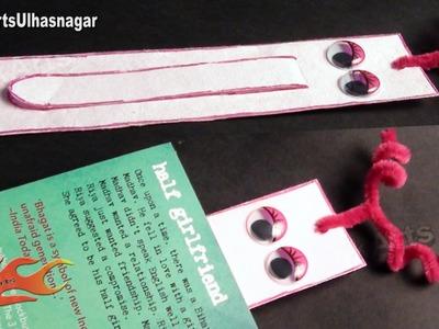 DIY  How to make Bookmarker (Easy craft for kids) -  JK Arts 567