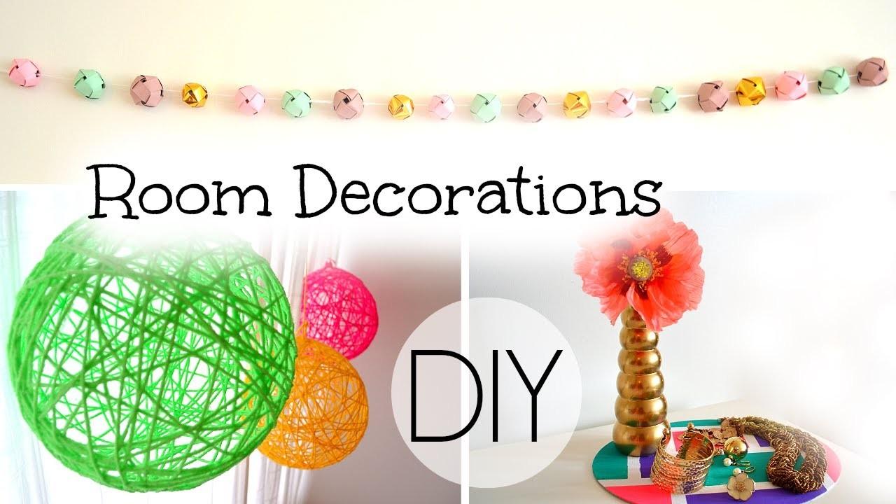 DIY Spring.Summer Room Decorations