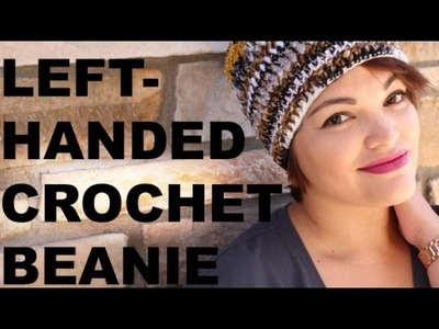 Easy Crochet Beanie || Crafty Chica