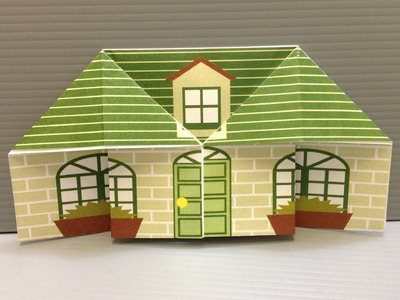 Free Origami House Paper - Print Your Own! - Cute Houses