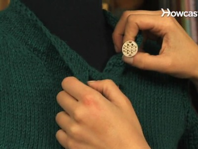 How to Add Crochet Embellishments to Clothing