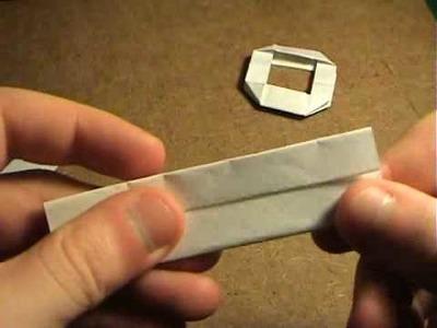 How to make a paperchain - Come fare una catena di carta