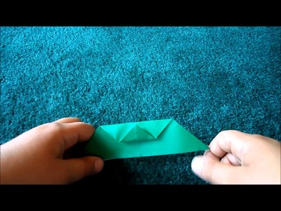 How to make an Origami Cactus