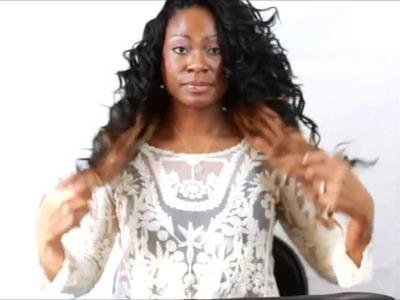 Kima Braid Hair Review | Crochet Braid Install with Kima Braid Hair
