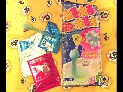Kracie Popin Cookin Soda Foam DIY Candy Kit || KKLemonCake