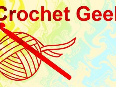 Let Your Creativity Shine Crochet Geek
