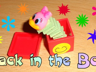 LPS Crafts - How to Make a LPS Jack in the Box Toy