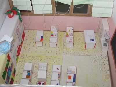 Make a Fun Paper Classroom Diorama - DIY Crafts - Guidecentral
