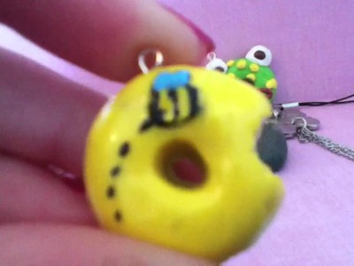 New Polymer Clay Charms!!