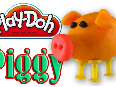Play Doh Kids Toys | Play Doh Kids Videos | Play Doh Animals | Piggy Play Doh