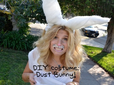 Quickie Dust Bunny Costume by Mr Kate