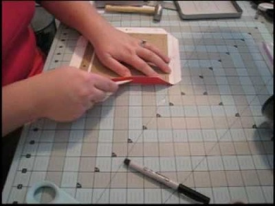 "Scrapbook Album, 6""x6"": Read, Part 1"