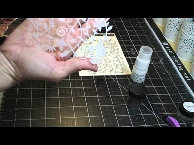 ~Swirlydoos Kit Club for Scrapbooking~ Embossing with Masks