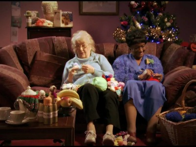 There's no one quite like Grandma - The Big Knit