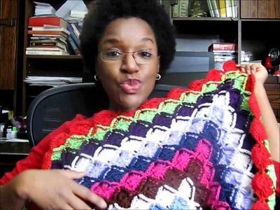 Wool Eater Blanket Crochet Along Progress