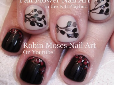 2 Fall Nail Art Tutorials | DIY Easy Nail Design | Short Nail Art for Beginners