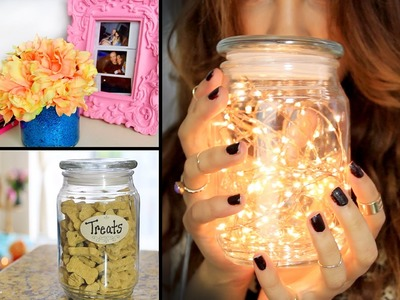 6 Amazing Ways to Re-use Candle Jars!