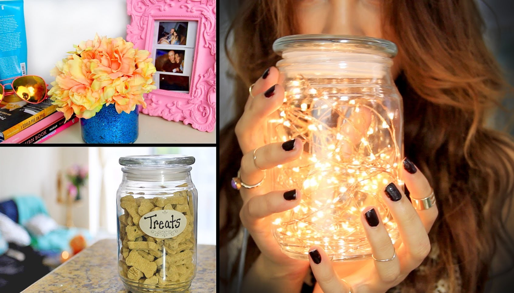 6 Amazing Ways to Re-use Candle Jars!