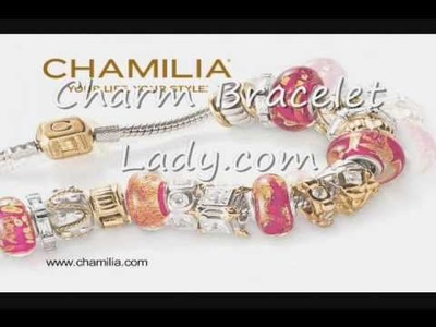 Chamilia Charms and Beads fit Pandora Troll Charm Bracelet Lady dot com