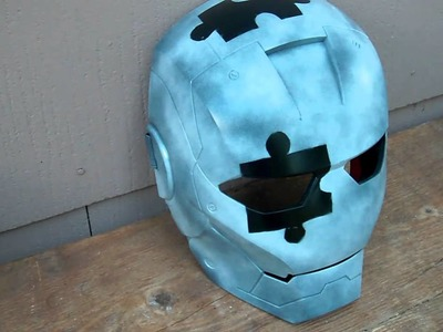 DIY army of two mask