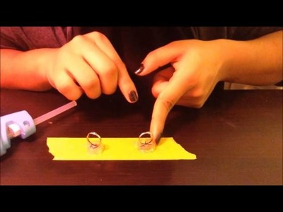 DIY Nail Molds For Acrylic 3D Nails: Tutorial