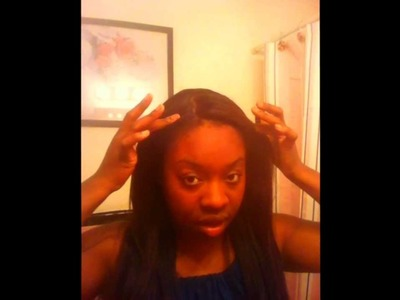 DIY: Sewing on a Full Lace Wig