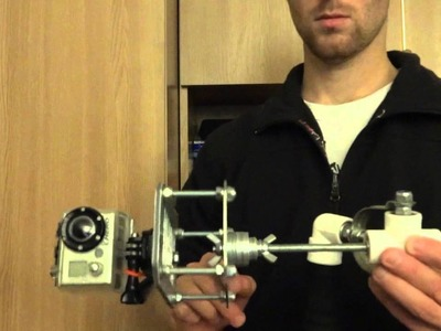 DIY Steadicam for GoPro and DSLRs - How To Achieve Dynamic Balance for Smooth Video