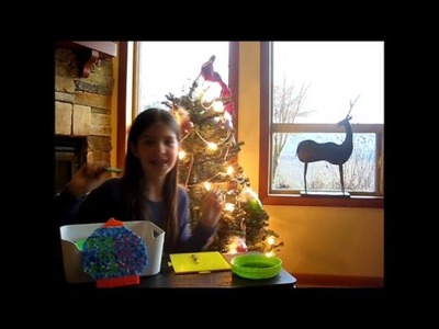 How To Make A Perler Bead CHRISTMAS Tree!!