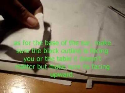 HOW TO MAKE CLIP ON NEKO EARS: tutorial