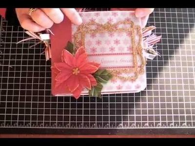 TWS Dec 09 Scrapbook Mini Album for Claudia.m4v