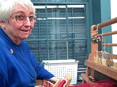 A Conversation with Hanna about Weaving