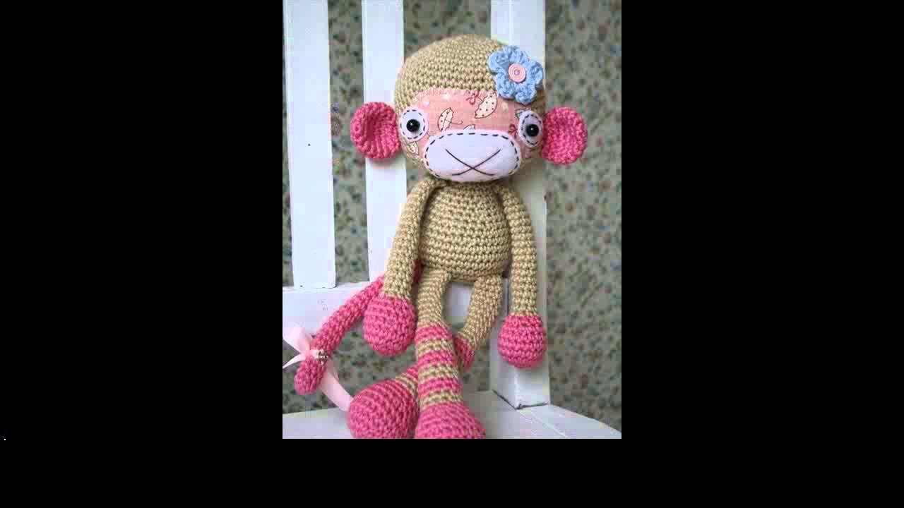 Amigurumi crochet patterns