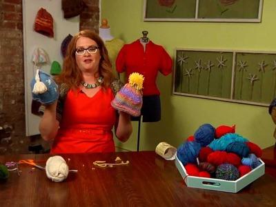 Circular Knit Lab: Hats Four Ways with Stefanie Japel on Craftsy.com