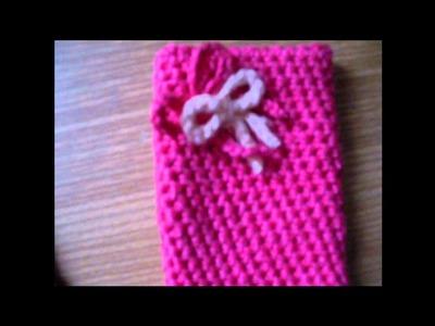 Crochet Bags for Phones