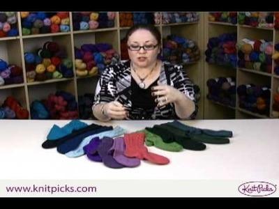 Designer Interview - Show Off Socks Kit
