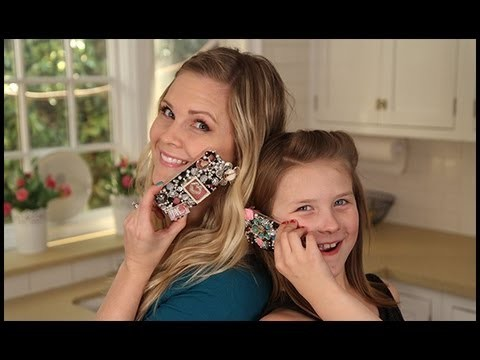 DIY: Cell Phone Cases!!