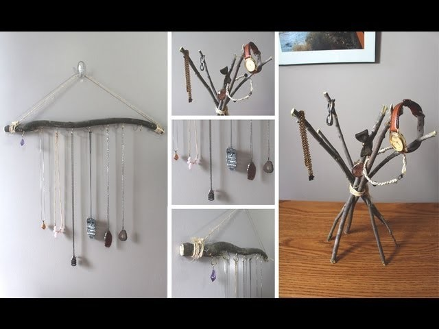 DIY Free People Inspired Jewelry Holder