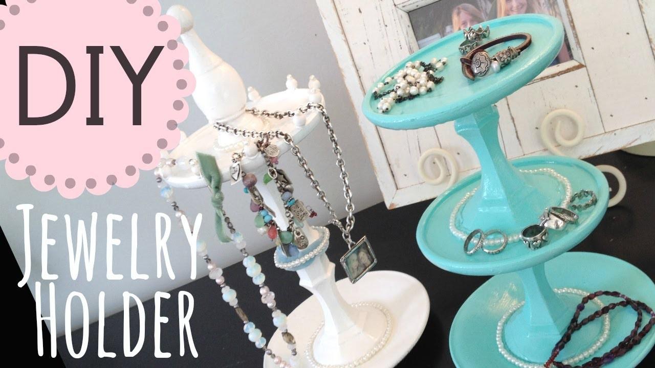 DIY Jewelry Holder | by Michele Baratta