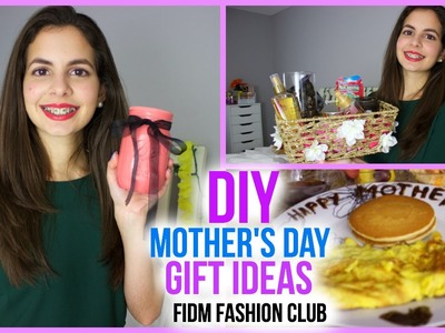 DIY Mother's Day Gift Ideas | FIDM Fashion Club