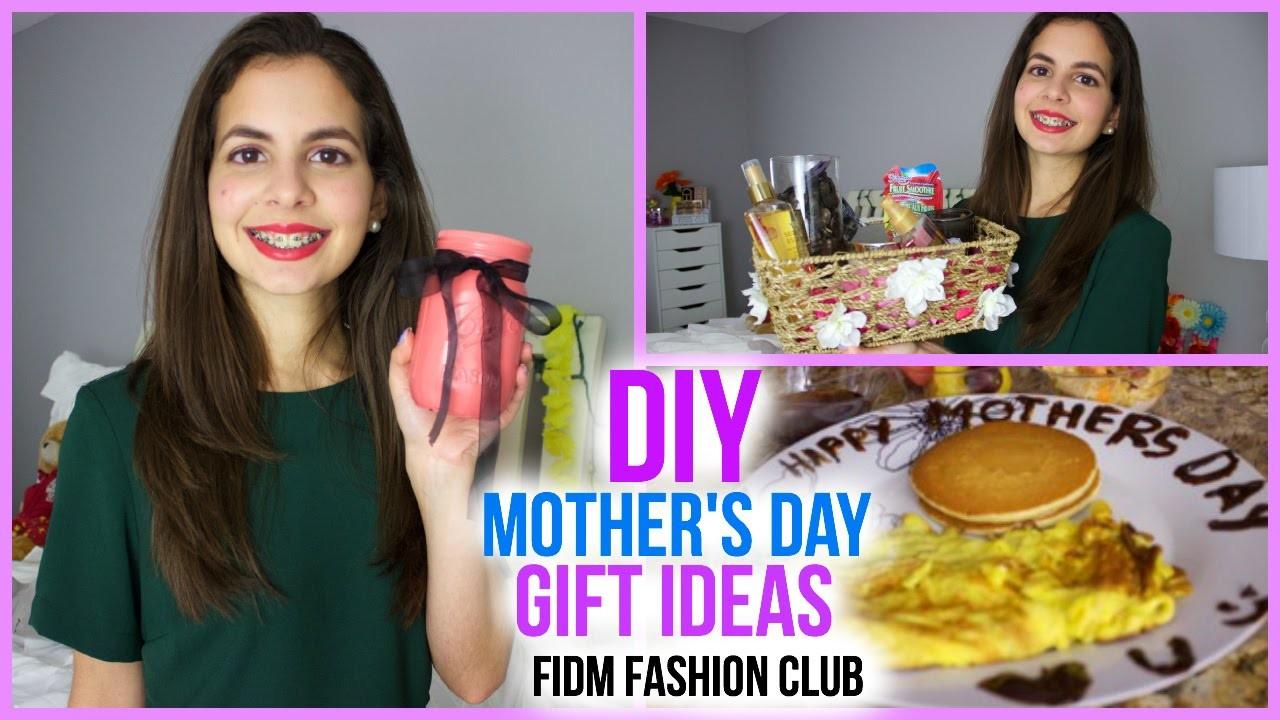 DIY Mother's Day Gift Ideas | FIDM Fashion Club