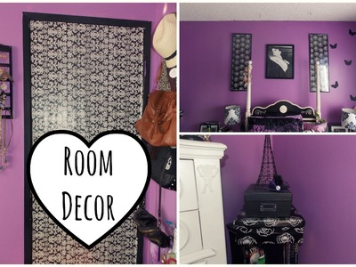 DIY Room Decor.Organization IDEAS! *Gift Wrap Paper Edition*