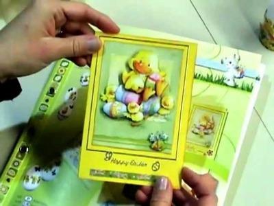 Ecstasy Craft, Easter Cardmaking Book