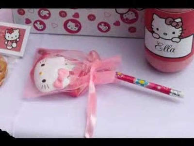 Hello kitty craft ideas