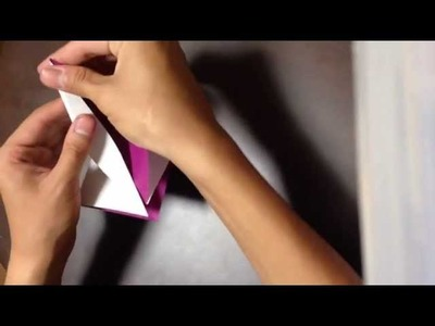 How to an easy origami  surfboards