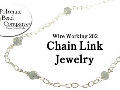 How to Make Chain Link Jewelry