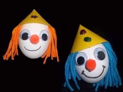 How to make Clown heads - EP