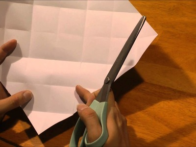 How to make Origami Gift Boxes using Scrapbook Paper Tutorial
