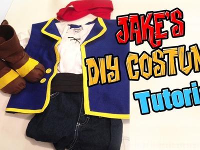 JAKE'S DIY COSTUME TUTORIAL, HALLOWEEN- The290ss